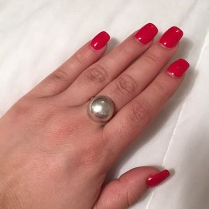 Jewelry - 925 sterling silver adjustable ring